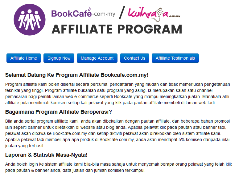 cara-daftar-program-affiliate-bookcafe