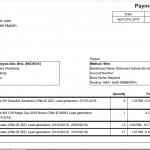 Bagaimana cara Lazada membayar komisen kepada ahlinya?