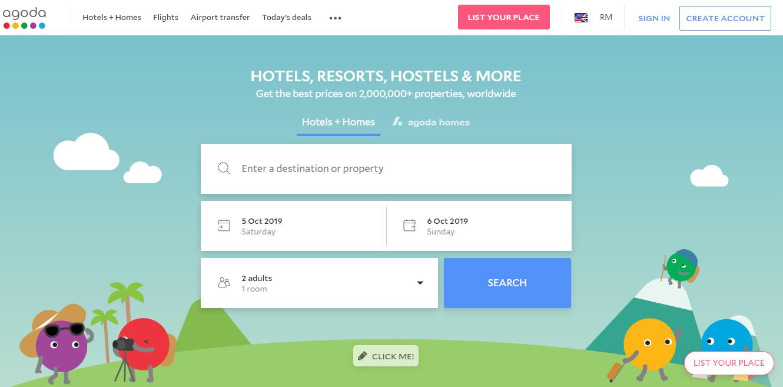booking-homestay-agoda